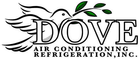 Dove Air Conditioning & Refrigeration Logo